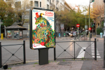 The poster in urban context